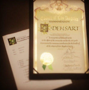 dehsart_commendation