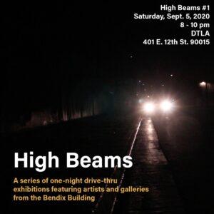 High Beams at the Bendix Building